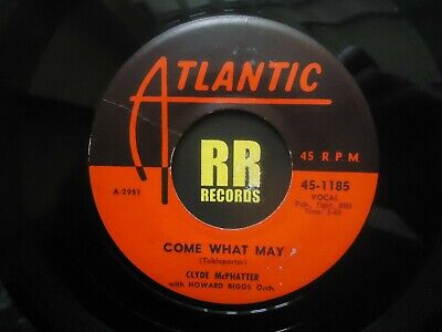 £15 • Buy Clyde Mcphatter - Come What May Us Atlantic R&b