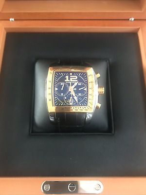 Chopard Tycoon Two O Ten Chronograph Gold And Ceramic Limited Edition Men's • 7,500£
