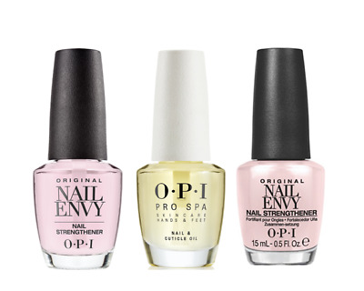 £10.99 • Buy OPI Nail Envy Manicure Pedicure Spa And Nail Rescue Set **PICK YOUR TREATMENT**