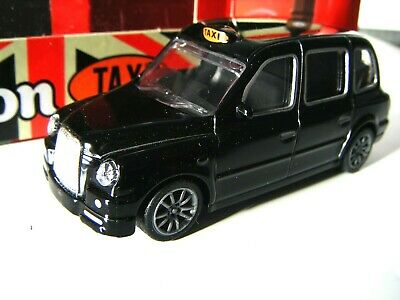 London Taxi Black Cab Toy Car Taxi Driver Gift New Boxed • 6.99£