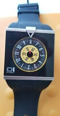 $30 • Buy 01 The One Spinning Wheel Wrist Watch AN04G02