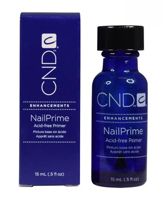 £17.49 • Buy CND Essential Nail Treatment NAIL PRIMER 15ml Perfect For CND SHELLAC GEL