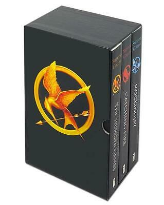 £16.19 • Buy The Hunger Games Catching Fire Mockingjay 3 Books Collection Suzanne Collins Set