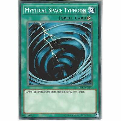 LDK2-ENJ32 Mystical Space Typhoon Unlimited Common YuGiOh Trading Card Game TCG • 0.99£
