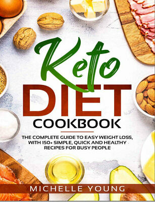 $1.99 • Buy Keto Diet Cookbook – The Complete Guide To Easy Weight Loss, With (((P.D.F)))
