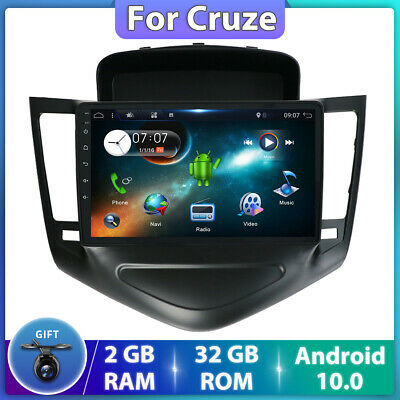 AU258.56 • Buy 9  Car Stereo For Holden Cruze 2009-2016 Android 10.0 GPS NAVI Head Unit USB DAB