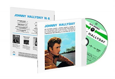 AU17.96 • Buy `hallyday, Johnny`-les Guitares Jouent Cd Neuf