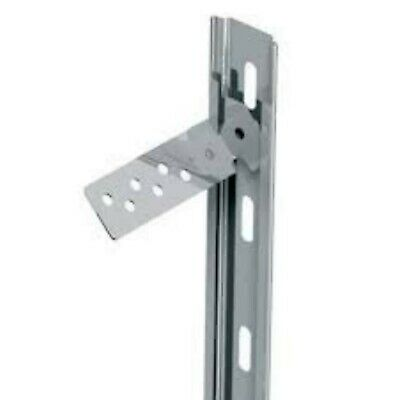 20x Catnic Stronghold Wall Starter Stainless Steel Kit 2.4M(With Ties & Fixings) • 99.98£