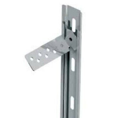 40x Catnic Stronghold Wall Starter Stainless Steel Kit 2.4M(With Ties & Fixings) • 189.45£