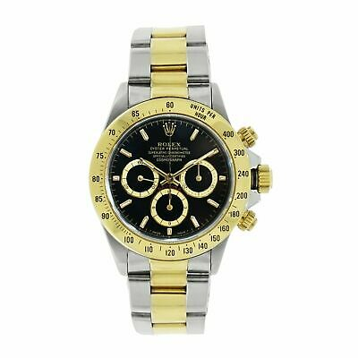 $ CDN16982.50 • Buy Pre-owned Rolex Daytona 16523 Stainless Steel And Yellow Gold