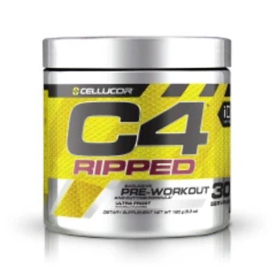 AU59.95 • Buy Cellucor C4 ID Ripped Preworkout - Thermogenic Fat Burner Energy Pre Workout
