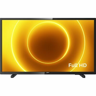 Philips TPVision 24PFT5505 24 Inch TV 1080p Full HD LED Freeview HD 2 HDMI • 149£