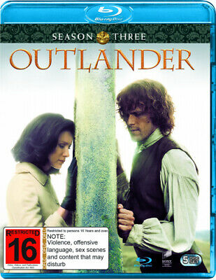 AU52.29 • Buy Outlander: Season Three [Region B] [Blu-ray] - DVD - Free Shipping. - New
