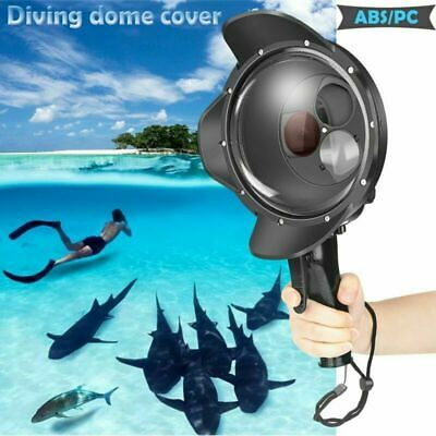 $ CDN74.15 • Buy Shoot Waterproof Diving Dome Housing Cover Case Protector For GoPro Hero 7/6/5