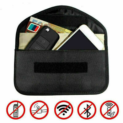 Anti Radiation EMF Protection RF Signal Blocker Bag Mobile Cell Phone Case Pouch • 6.99£