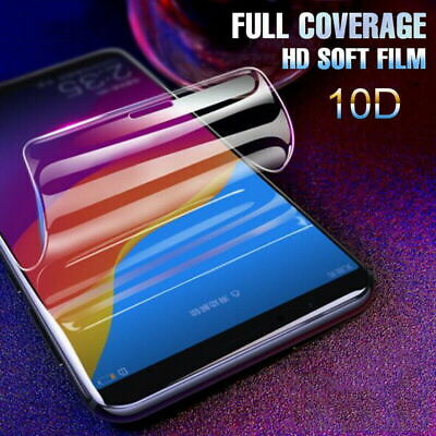 £1.99 • Buy Clear Soft Screen Protector Hydrogel Film For Huawei P40 Pro P20 Mate 20 Lite