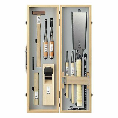 Japanese Carpentry Tools Set Ryobi Woodworking From Japan  • 465.12£
