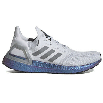 $ CDN159.99 • Buy Adidas Men's Ultraboost 20 Dash Grey/Boost Violet Metallic Running Shoes EG07...