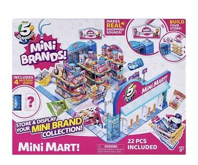 $ CDN77.86 • Buy New ZURU 5 Surprise Mini Brands Mini Mart Store & Display