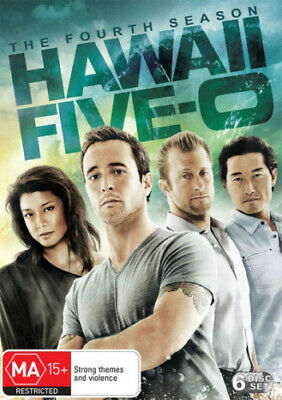 AU32.94 • Buy Hawaii Five-0: The Fourth Season [Region 4] - DVD - Free Shipping. - New