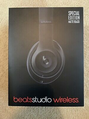 £19.88 • Buy Box Only For Beats Studio 2 Wireless Headphones By Dr. Dre Matte Black
