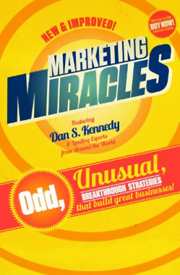 Kennedy Dan-Marketing Miracles (US IMPORT) HBOOK NEW • 25.54£