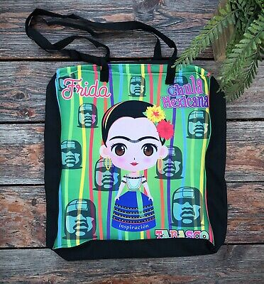 $18 • Buy Frida Kahlo Tabasco Beacb Tote Bag