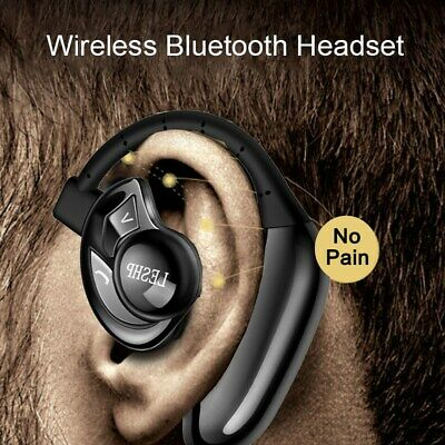 $11.85 • Buy Wireless Bluetooth Headset Sport Stereo Headphone Earphone In Ear-Hook Universal