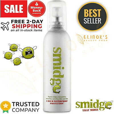 Smidge That Midge Insect Repellent Water/Sweat-proof Protection UP TO 8 HOURS • 8.99£