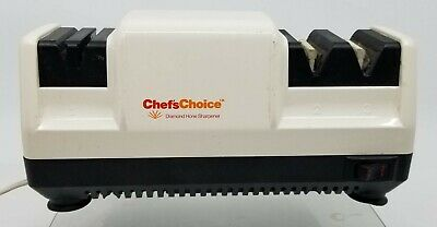$25 • Buy Chefs Choice Professional Model 100 3 Stage Diamond Hone Knife Sharpener