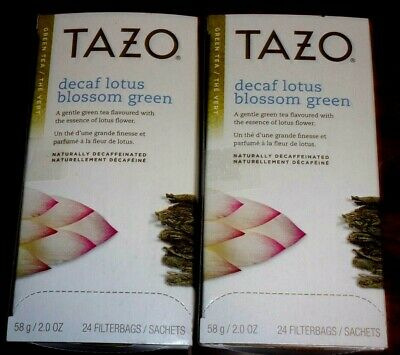 2 - Tazo Calm Chamomile Tea Bags 24 Count Boxes (48 Total Tea Bags) New • 11.77£