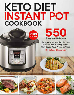 $1.99 • Buy Keto Diet Instant Pot Cookbook – 550 Easy And Delicious Ketogenic (((P.D.F)))