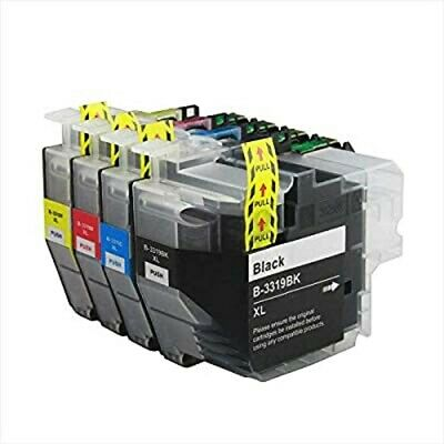 AU49.40 • Buy 8x Generic LC3319XL LC 3319XL Ink For Brother MFC J5330DW J5730DW J6530DW 6930