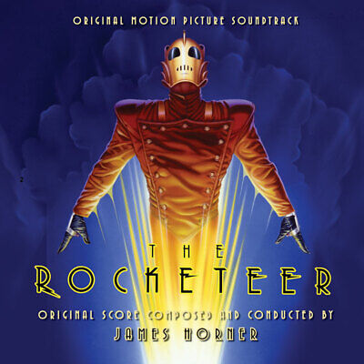 The Rocketeer - 2 X CD Complete Score - Limited Edition - James Horner • 39.95£