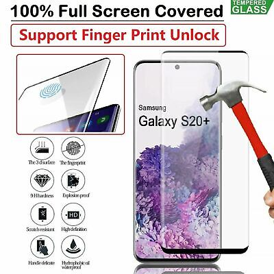 $ CDN6.50 • Buy For Samsung S20 S8 S9 S10 S10E S8 Tempered Glass Screen Protector Case Friendly