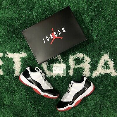 "$210 • Buy Jordan 11 Low ""Concord Bred"" 