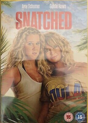 £2.95 • Buy Snatched  Goldie Hawn New Sealed DVD