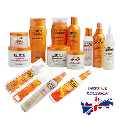 £9.99 • Buy  NEW Cantu Shea Butter & Hair Care Professional Hair Product Range - Afro Care