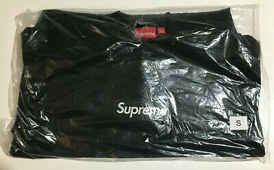 $ CDN1000 • Buy Supreme Box Logo Crewneck. Black, FW18. Brand New, Deadstock, Size Small