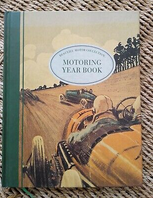 Beaulieu Motor Collection - Motoring Yearbook (blank Journal For Any Year) • 5.99£