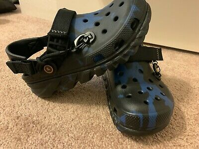 $60 • Buy Post Malone X Crocs Duet Max Clog Men's Size 5, 6 FREE SHIPPING