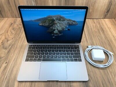 $783.75 • Buy Apple MacBook Air 2018 Space Gray 13  Touch ID 128GB SSD 8GB RAM 1.6GHz Tested
