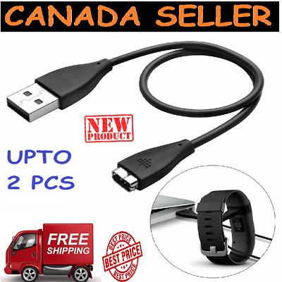 $ CDN9.99 • Buy New USB Charging Charger Cable Cord For Fitbit Charging HR Smart Watch Quality