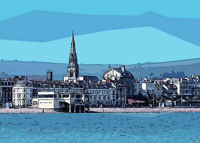 £15 • Buy Weymouth Limited Edition Print By Sarah Jane Holt