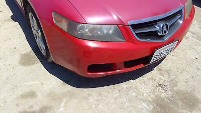 $500.65 • Buy 2004 2005 ACURA TSX Front Bumper Assembly PAINT CODE R-81 SCUFF LS SEE PHOTO