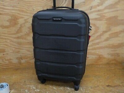 View Details Samsonite Omni PC Hardside Expandable Luggage With Spinner Wheels, Black, Carry- • 60.00$