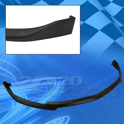$97.95 • Buy For 05-09 Ford Mustang V8 Cs-style Urethane Pu Front Bumper Lip Spoiler Body Kit