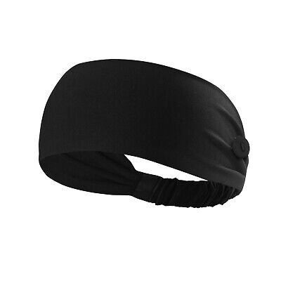 $9.99 • Buy Headband With Buttons For Face Masks And Covers, Stretchy And Elastic