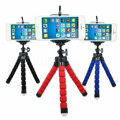 AU13.99 • Buy Camera Phone Holder Flexible Octopus Mini Tripod Bracket Stand For IPhone