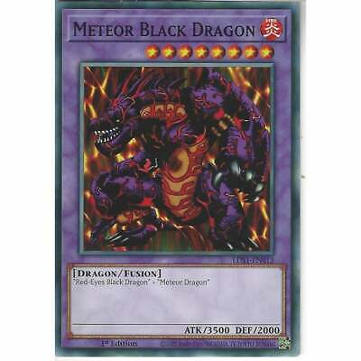 LDS1-EN013 Meteor Black Dragon | 1st Edition Common YuGiOh Trading Card Game TCG • 0.99£